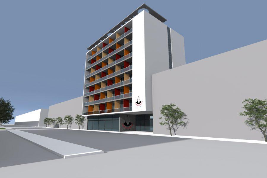 Hotel no Lobito