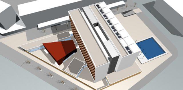 Edifício para os Paços do Concelho de Lagos